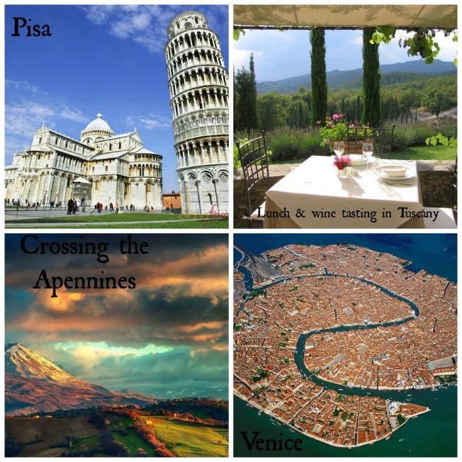 Italy tour day 9